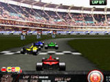 3D F1 RACING