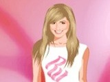 ASHLEY TISDALE DRESS-UP