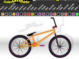 BMX CUSTOM PAINTER