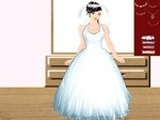 BRIDE DRESS-UP