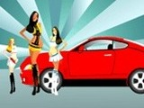 COOL CAR BEAUTIFUL GIRLS