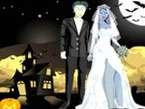 CORPSE BRIDE DRESS-UP