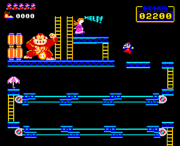 DONKEY KONG 2