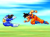 DRAGON BALL Z: GOKU vs VEGETA
