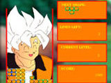 DRAGON BALL Z TETRIS