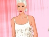 DRESS UP CHRISTINA AGUILERA