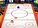EXTREME AIR HOCKEY CHALLENGE
