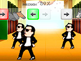 GANGNAM DANCE TRAINING