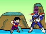 GOHAN'S ADVENTURE 2