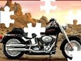 HARLEY DAVIDSON PUZZLE