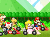 MARIO KART RACING