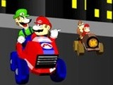 MARIO KART UNDERGROUND