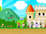MARIO n FRIENDS TOWER DEFENSE