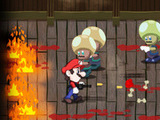 MARIO vs ZOMBIES HALLOWEEN