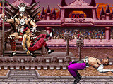 MORTAL KOMBAT 3 MISHAPS