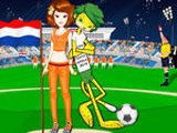 NETHERLANDS FAN DRESSUP