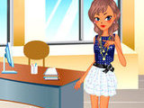 OFFICE CUTIE DRESS UP