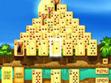 SOLITARIO PIRAMIDE: ANCIENT EG
