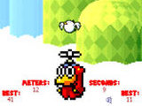 SHY GUYs BIG BIRD CHASE