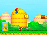 SUPER MARIO 3 STAR SCRAMBLE