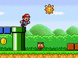 SUPER MARIO BROS. STAR SCRAMBL