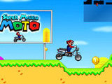MARIO EN MOTOCICLETA