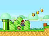 SUPER MARIO STAR SCRAMBLE 2