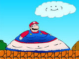 SUPER SIZED MARIO BROS