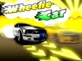 WHEELIE CAR