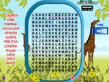 WORD SEARCH ANIMAL SCRAMBLE