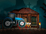 ZOMBIE TRACTOR